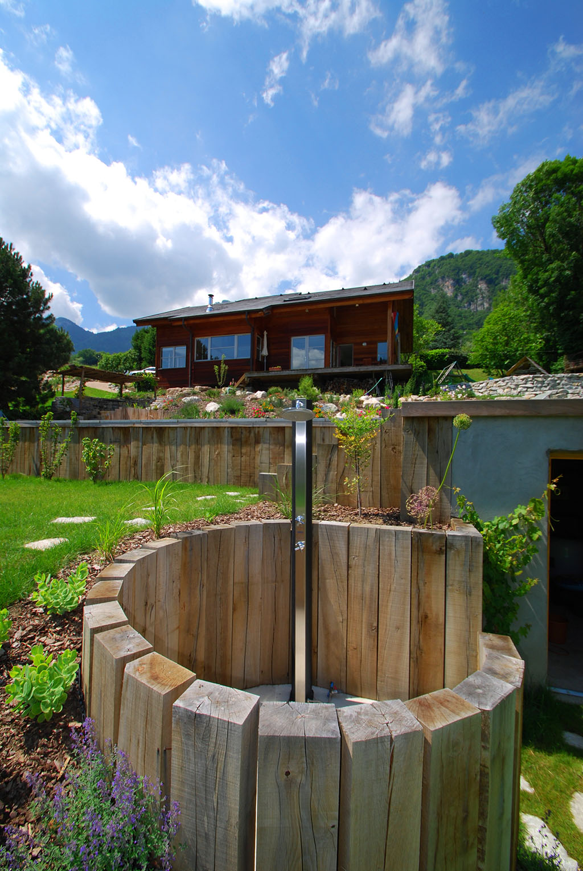 Gonthier espaces verts piscines jardins entretien for Amenagement jardin paysager