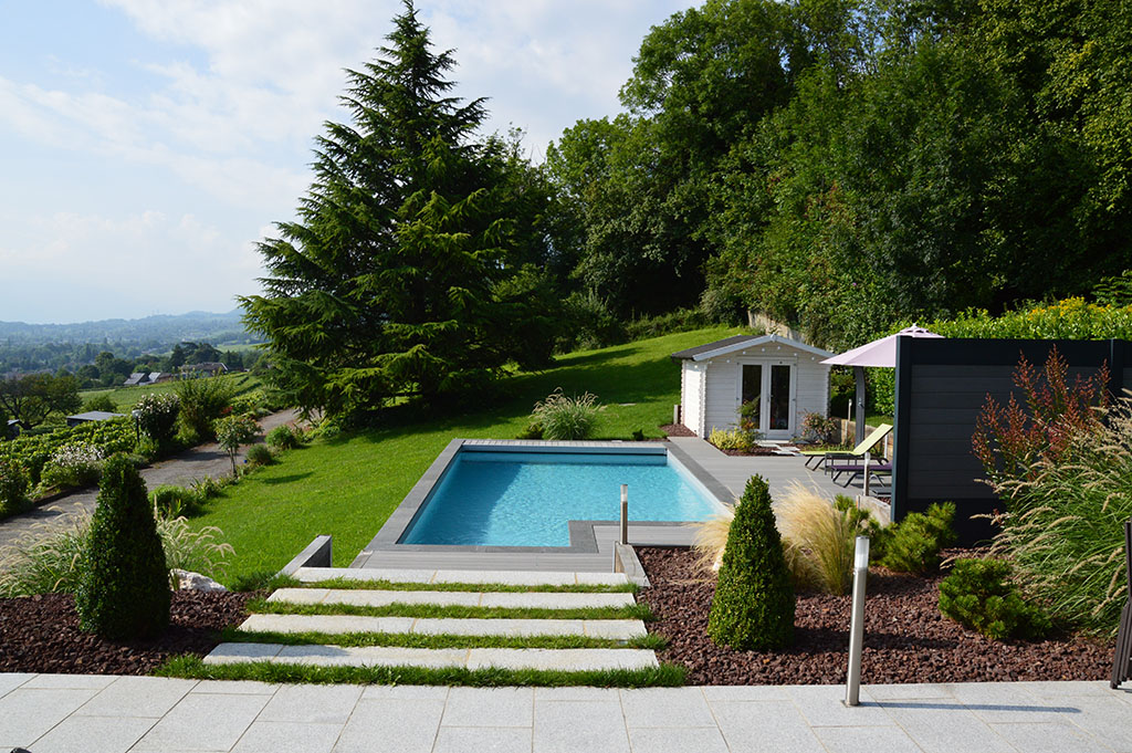 Gonthier Espaces Verts Piscines Jardins Paysages Piscine