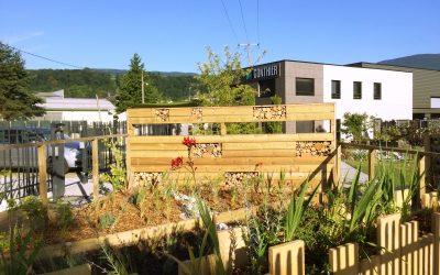 Le festival des jardins éphémères à Cognin