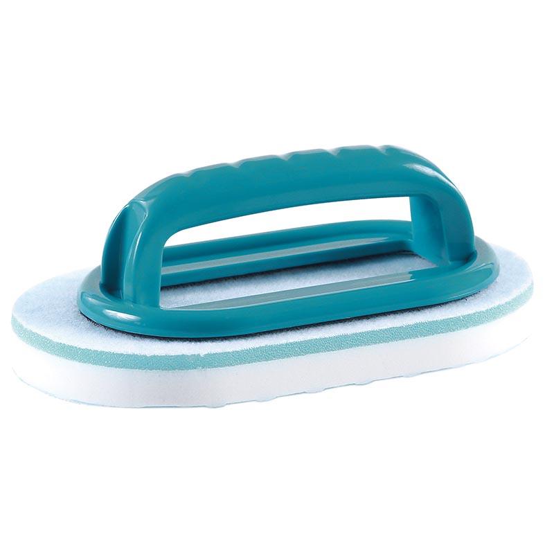 Brosse ligne d 39 eau avec 2 tampons gonthier for Piscine accessoire