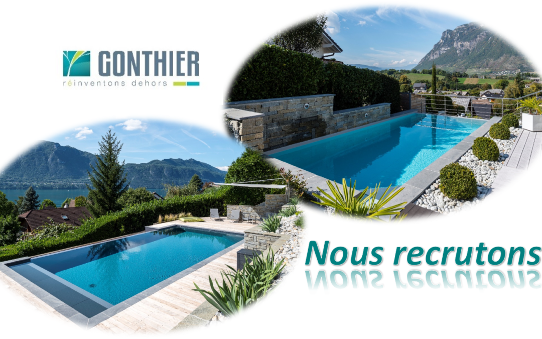 Recrutement – Technicien Piscine H/F