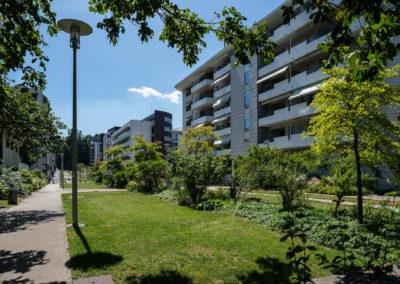 Végétalisation urbaine – La Coulée Verte du Covet