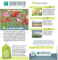 Gonthier-Prairie fleurie