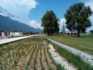 Gonthier rivière sèche Savoie Technolac Le Bourget du lac