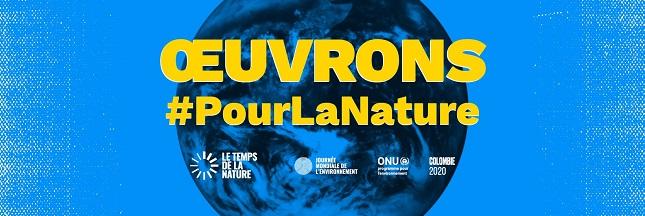 Journée mondiale de l'Environnement – 5 juin