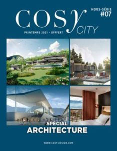 Cosy city HS architecture #7